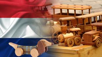 Hollanda'dan ahşap oyuncak talebi