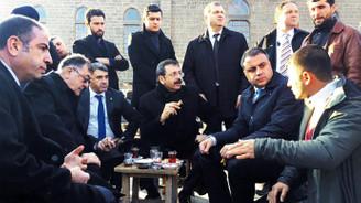 TOBB Başkanı Hisarcıklıoğlu'ndan Diyarbakır'a 'moral çıkarması'