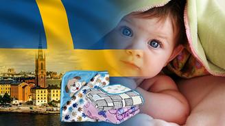 İsveç'e özel imalat çocuk battaniyesi ihraç edilecek