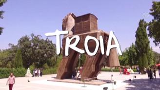 5 bin yıllık Troyanın belgeselini çektiler