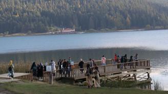 Abant'a gelen ziyaretçi sayısı yüzde 15 arttı
