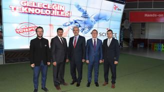 'Geleceğin Teknolojileri' Bursa'da buluşacak