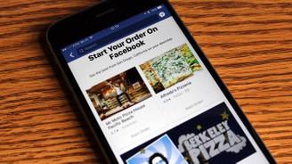 Facebook yemek siparişialmaya başlayacak