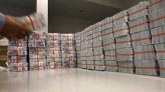 Bütçe, eylülde 6,4 milyar lira açık verdi