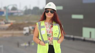 217 milyon liralık projenin kadın şefi