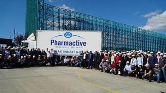 Pharmactive'in yeni rotası Avrupa
