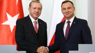 Polonya ile Türkiye arasındaki ticaret hacminde hedef 10 milyar dolar