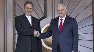 İran Cumhurbaşkanı Yardımcısı Ankara'da
