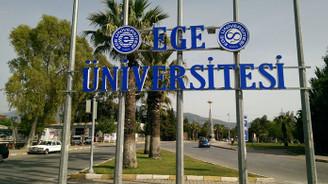 Ege Üniversitesinin karbon ayak izi çıkarıldı