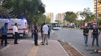 Mersin saldırısında 11 gözaltı