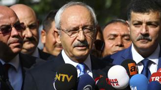 Kılıçdaroğlu: Seçimle gelen seçimle gitmeli