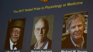 2017 Nobel Tıp Ödülü sahiplerini buldu
