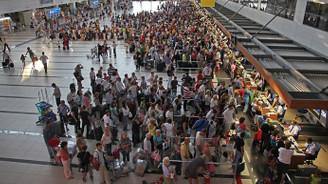 Antalya'ya gelen Rus turist sayısında tüm zamanların rekoru