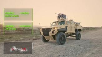Yerli zırhlı araç Pusat tanıtıldı