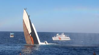 KKTC'de dalış turizmi için gemi batırıldı