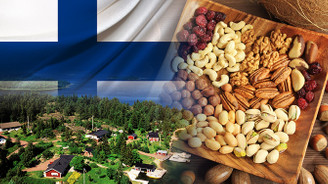 Finlandiyalı firma yıllık 35 konteyner kuruyemiş ithal etmek istiyor