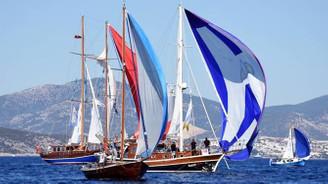Yat yarışlarıyla turizme milyonluk katkı