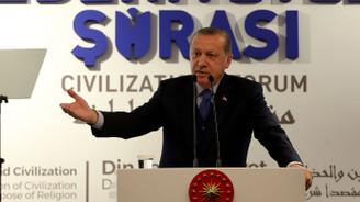 Erdoğan'dan ABD'ye koruma tepkisi: Bu ülkeye medeni diyemem