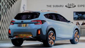 Subaru'nun 6 modeline güvenlik ödülü