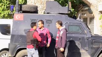 Diyarbakır'da uzman onbaşıya saldırı