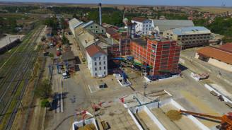 Alpullu Şeker Fabrikası 4 yıl aradan sonra üretime başladı