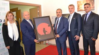 UEDAŞ'ın 'Şehrin Işıkları' Sergisi EPDK'da açıldı