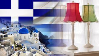 Yunan firma abajur rondelası ithal etmek istiyor