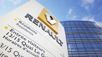 Renault Grubu 3. çeyrekte 12 milyar euro gelir elde etti