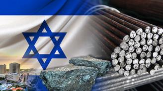 İsrail'deki fabrika için demir cevheri ithal edilecek