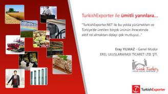 TurkishExporter ile ümitli yarınlara…