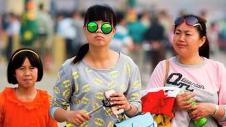 Çinliler alışverişe geliyor