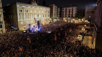 Katalanlar sokakta