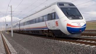 Başbakan'dan hızlı tren müjdesi