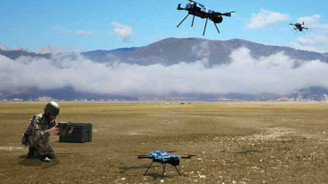 Kamikaze droneun daha büyüğü geliyor