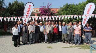 Brisa CEO'su Alemdar, Adana'da çiftçilerle buluştu