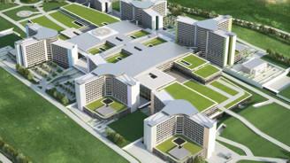 Antalya Şehir Hastanesi için ihale açıldı