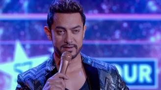 Aamir Khan, Türkiye'ye geldi