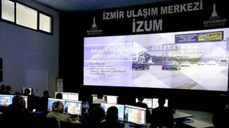 İzmir'de 'Akıllı Trafik Sistemi' devreye girdi