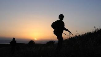 Siirt'te terör operasyonu: 1 asker yaralı