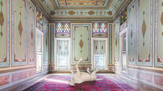 Tarihi köşkte sanat turu