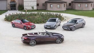 Mercedes-Benz E serisi yeni üyeleriyle Türkiye'de