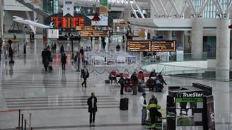Turist sayısı yüzde 28 arttı