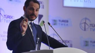 Enerji Bakanı Albayrak: YEKDEM 2020'de sona erecek