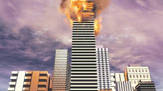 Yüksek katlı binaların yüzde 80'i yangın güvenliği açısından yeterli değil