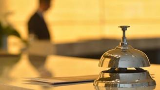 Otellerde istihdam yüzde 15 arttı