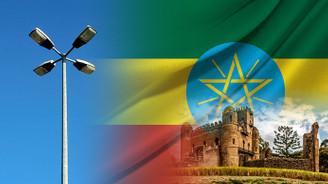 Etiyopyalı toptancı sokak aydınlatma direkleri satın alacak