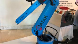 Kocaeli Bilişim Fuarı'nda Gebzeli Atak Robot