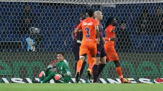 Başakşehir, 5 golle zirveye ortak oldu