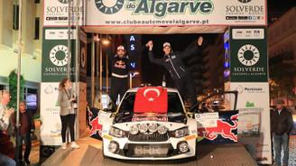 Yağız Avcı FIA Avrupa Ralli Kupası'nın sahibi oldu