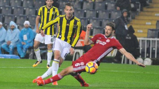 Fenerbahçe, Demir Grup Sivasspor'u 4-1 yendi